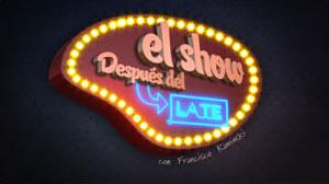 EL SHOW DESPUÉS DEL LATE