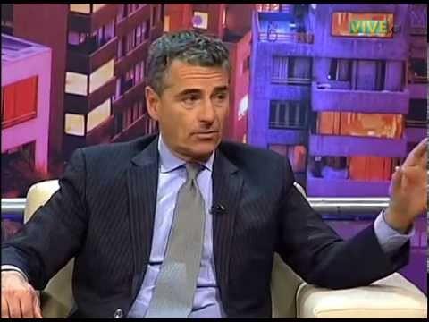 Andrés Velasco no esconde su crítica al Gobierno