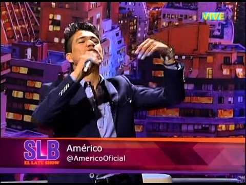 """Por si te lo perdiste, revive la presentación de """"Américo"""" en Síganme Los Buenos"""