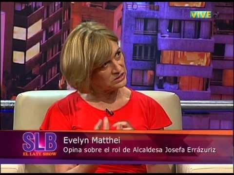 Conoce las razones de Matthei para ser la nueva alcaldesa de Providencia
