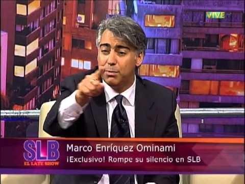 Revisa lo mejor de la entrevista a Marco Enríquez Ominami