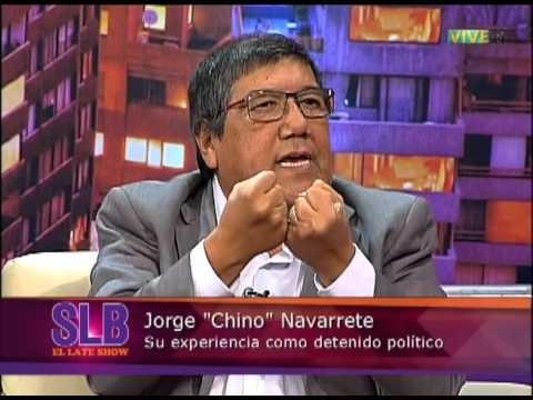Revive la emotiva entrevista a Jorge Navarrete