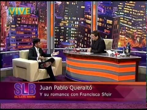 Juan Pablo Queraltó no oculta sus ganas de contraer matrimonio