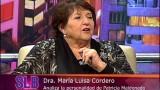 Las sinceras palabras que le dedicó la Dra Cordero a Patricia Maldonado