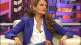 Feroz relato de Andrea Hoffman tras dejar su programa radial