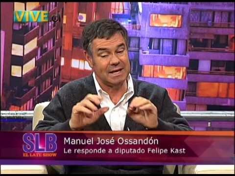 Senador Ossandón dejó por el suelo al Diputado Felipe Kast