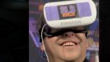 Julio César Rodríguez vive momento de terror al probar lentes de realidad virtual