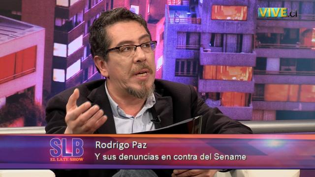 Rodrigo Paz reveló la miseria que viven los niños en el Sename