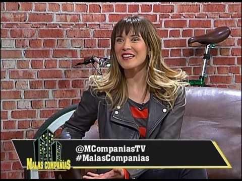 Carlita Jara visitó el panel de Malas Compañías