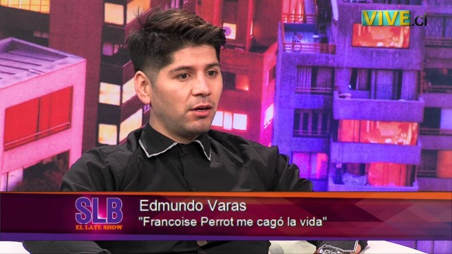 "Edmundo Varas: ""Francoise Perrot destruyó mi vida""."