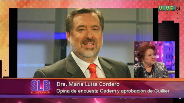 Alejandro Guillier analizado por la Dra Cordero