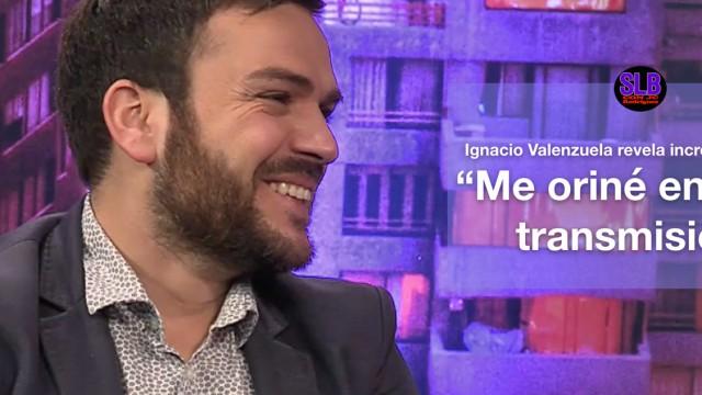 La increíble anécdota del periodista Ignacio Valenzuela