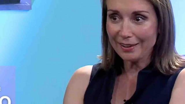 """Karen Doggenweiler en Mujer Glam: """"Casi no tengo amigas""""."""