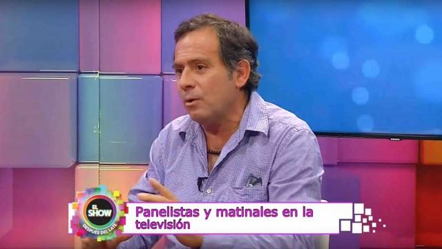 """[VIDEO] Bibiano Castelló: """"El panelista actualmente es un bulto"""""""