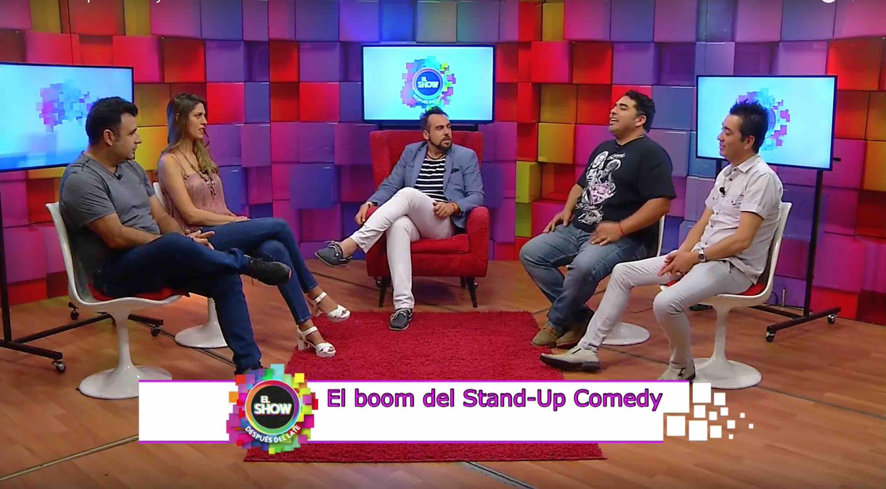 El Stand Up Comedy se tomó El Show