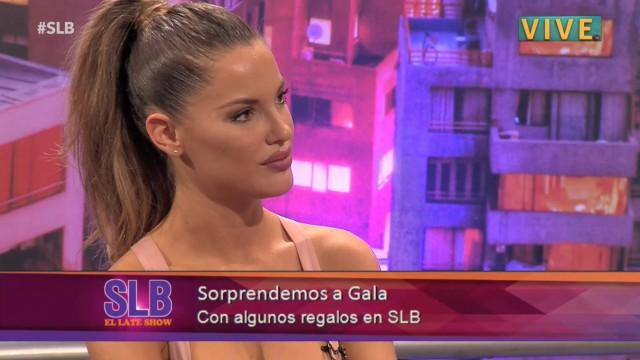 Revisa el momento cuando Julio César Rodríguez le dedica un poema a Gala