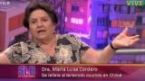 Doctora Cordero se refiere a desastre con concesionaria del puente Cau Cau y carretera en Chiloé