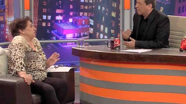 El acalorado debate entre Julio César y la doctora Cordero sobre el rol de la prensa