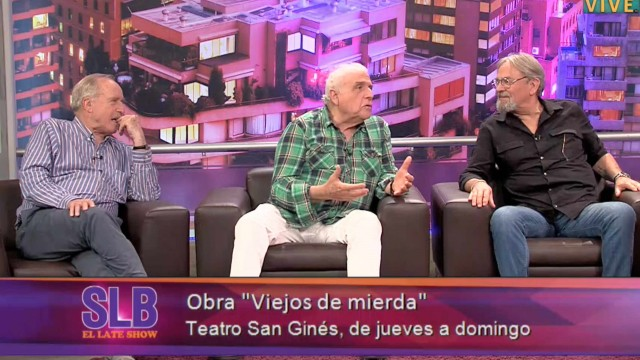 [VIDEO] Noche de teatro en Síganme Los Buenos: Actorazos se confesaron con Julio César
