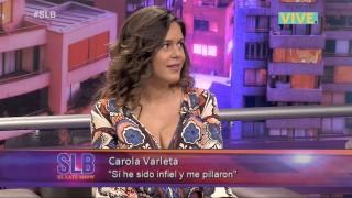 """Carolina Varleta sin filtro: """"He sido infiel en más de una oportunidad"""""""