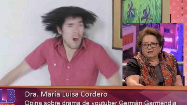 Doctora Cordero analiza las denuncias de acoso realizada por el youtuber German Garmendia sobre sus fans