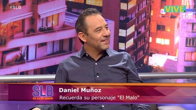 SLB. Daniel Muñoz y el día que sacaron de pantalla a uno de sus personajes más queridos