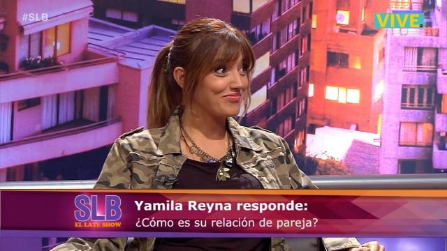 Yamila Reyna cuenta cómo fue conocer a Paloma Aliaga en un almuerzo familiar