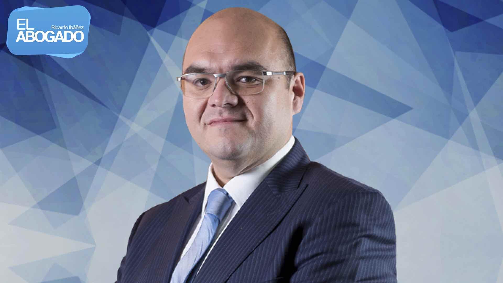 El Abogado con Ricardo Ibáñez