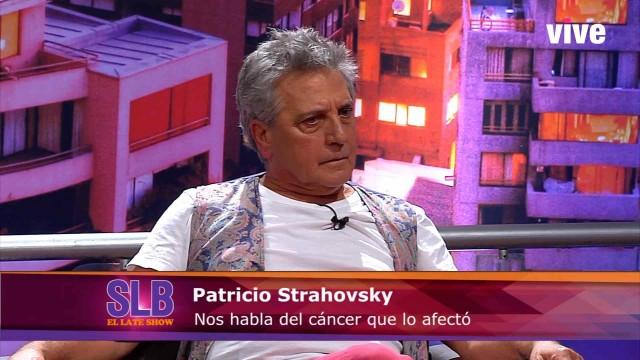 Pato Strahovsky se emociona al recordar la historia de su padre