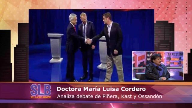 [VIDEO] El imperdible análisis de la doc sobre el último debate presidencial