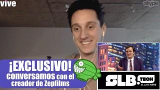 """""""[VIDEO]"""" SLBtech. Desde Argentina conversamos con el creador de ZepFilms"""