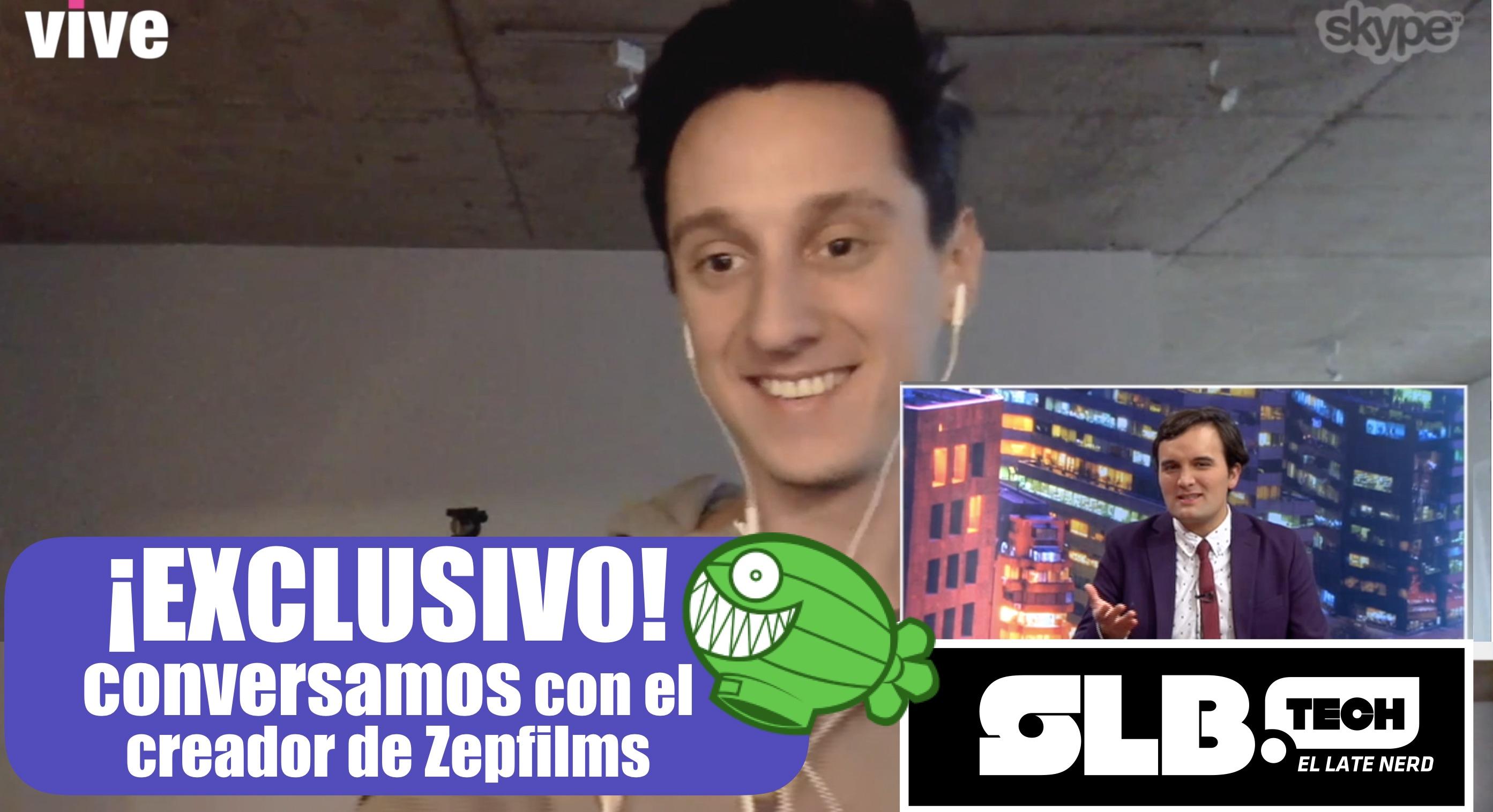 SLBtech. Conversamos con el famoso youtuber Nicolás Amelio Ortiz