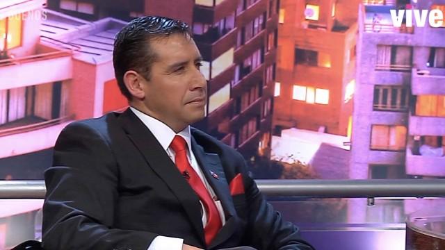 La honesta pregunta de Julio César Rodríguez que incomodó al pastor Soto