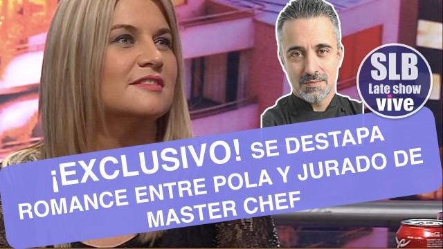 Participante de Master Chef confirma relación con juez del programa