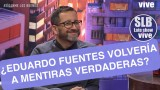 Eduardo Fuentes disponible a conducir Mentiras Verdaderas