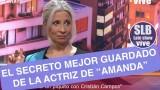 """El oculto romance de la actriz de """"Amanda"""""""