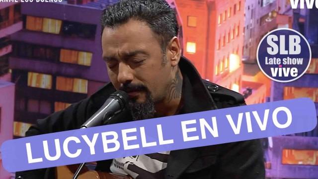 """SLB- Lucybell canta en vivo """"Salté a tus ojos"""""""