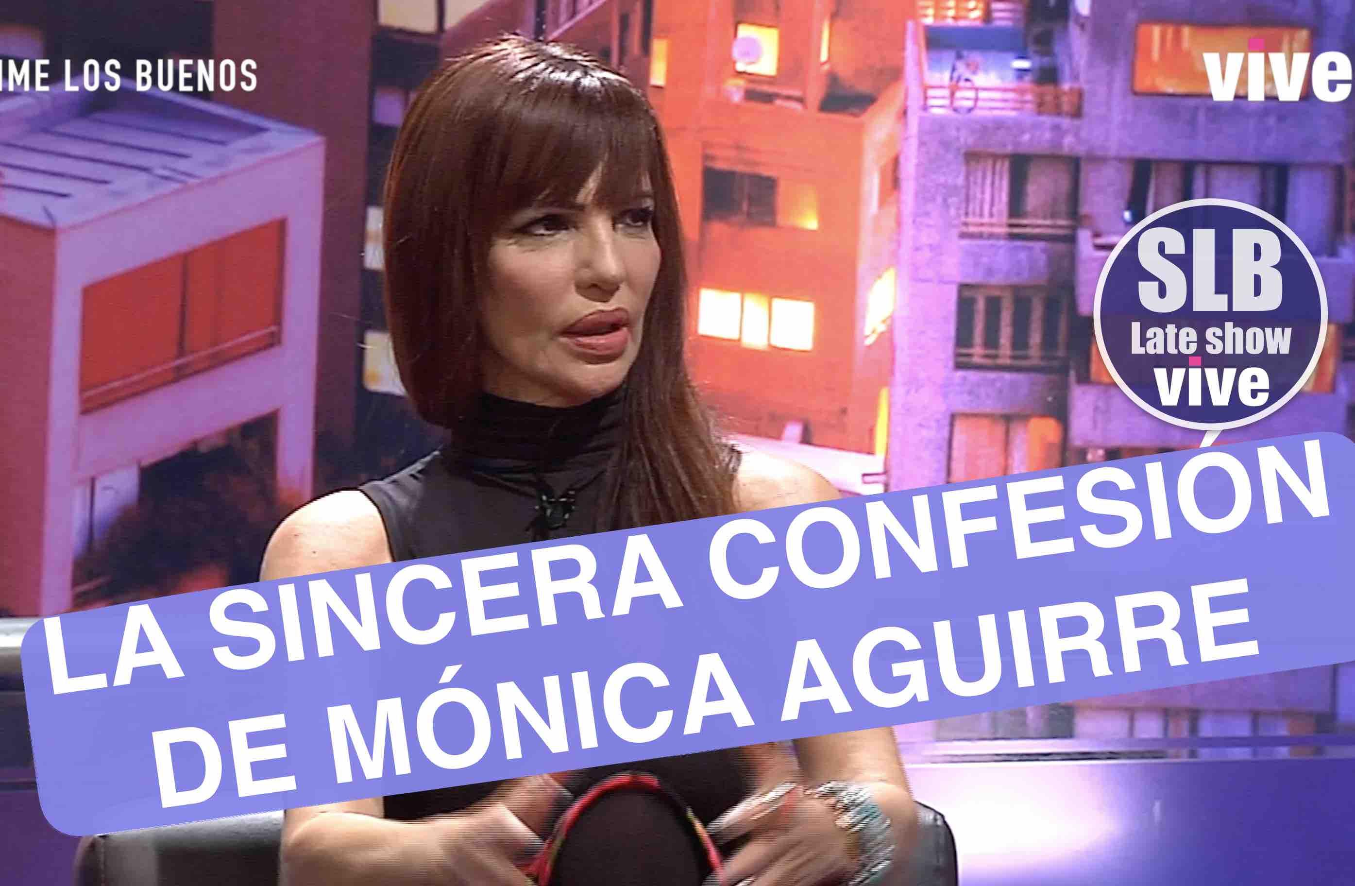 El momento más difícil de Mónica Aguirre