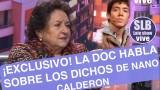 ¡EXCLUSIVO! La Doc habló fuerte y claro sobre la pelea de los Calderón vs Méndez