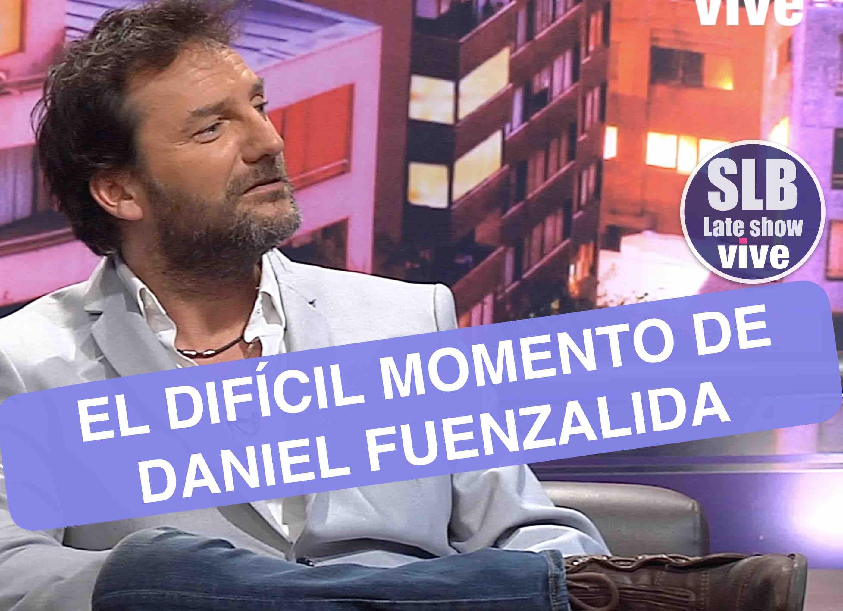 Daniel Fuenzalida se emocional al revelar que está separado