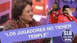 """SLB. Doctora Cordero y el análisis de la derrota de Chile: """"Ellos no tienen temple"""""""