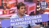 SLB- Álvaro Escobar reapareció en tv en una emotiva entrevista