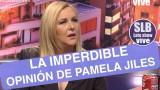 La imperdible opinión de cada lunes con Pamela Jiles