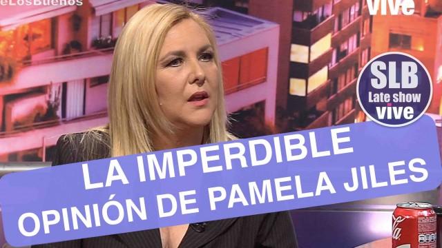 """""""[VIDEO]"""" La imperdible opinión de cada lunes con Pamela Jiles"""
