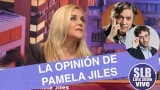 Pamela Jiles opinó sobre el conflicto entre Matías del Río y Navarro