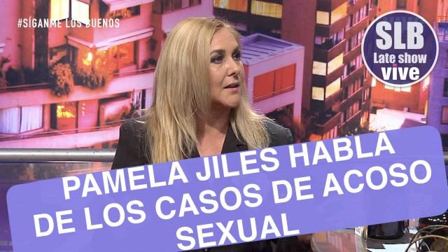 SLB- Pamela Jiles habla del acoso sexual y de los dichos de Mario Kreutzberger