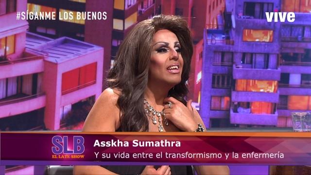Asskha Sumathra y su desconocido desempeño en la enfermería