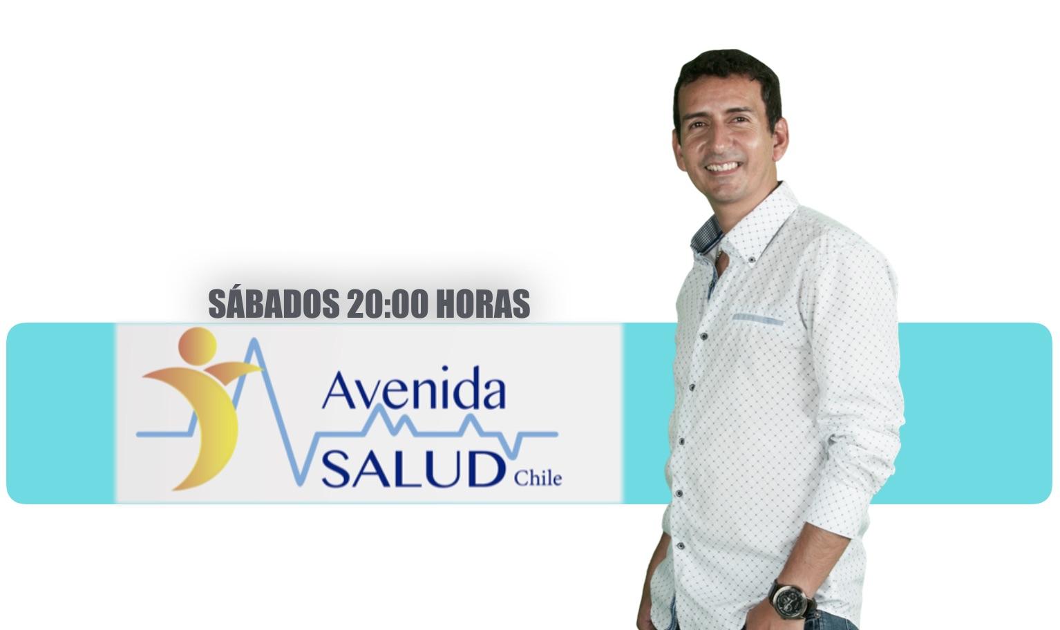 Avenida Salud, con Marcelo Rojas