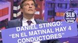 "Daniel Stingo asegura que el matinal de ""Mega"" tiene 4 conductores"