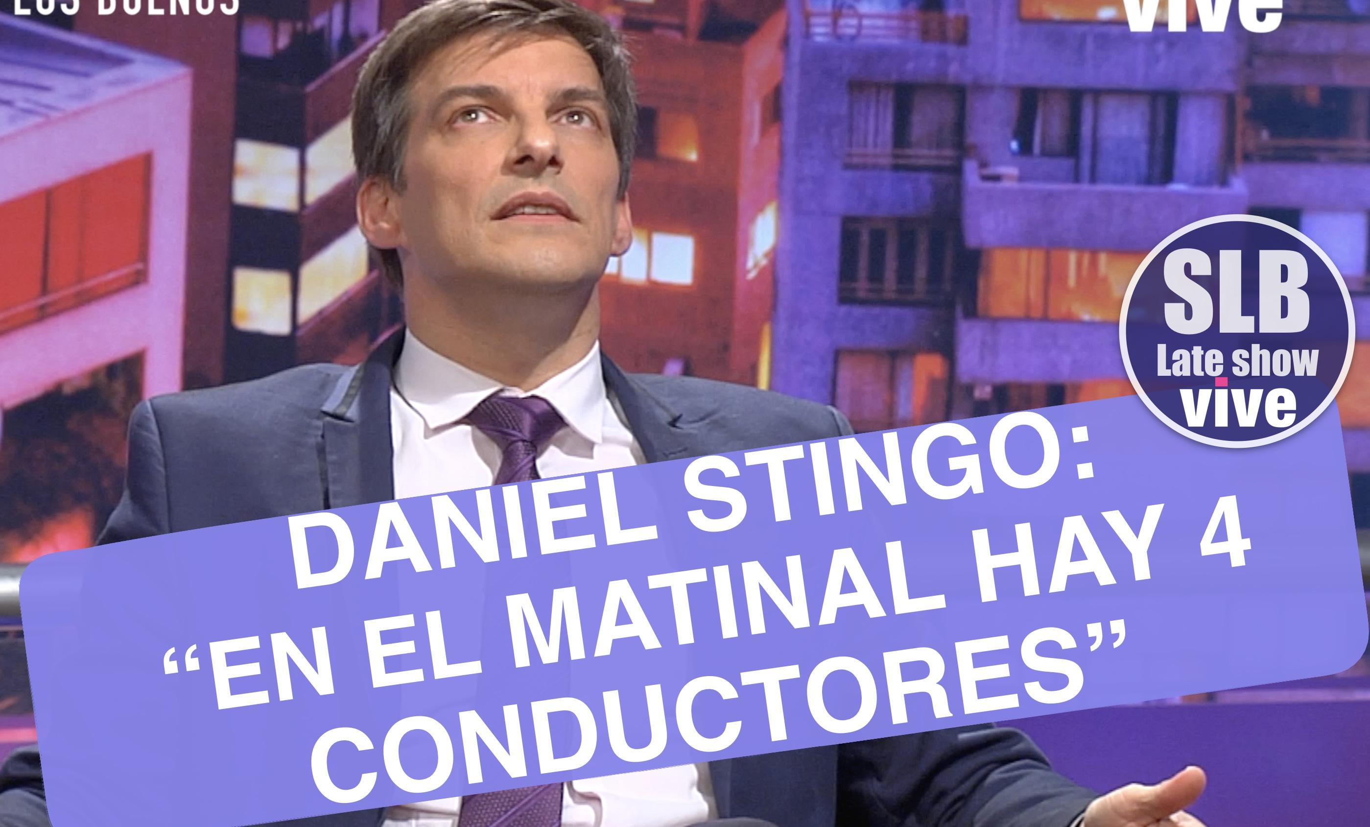 LA VERDAD DE DANIEL STINGO